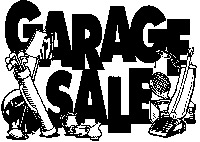 Garage Sale at St. Andrew